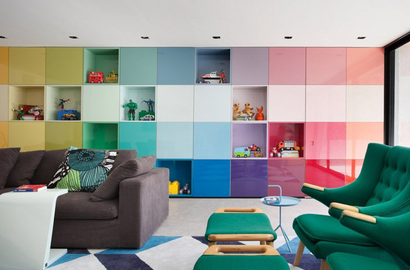 13 Examples Of Fun Features Walls