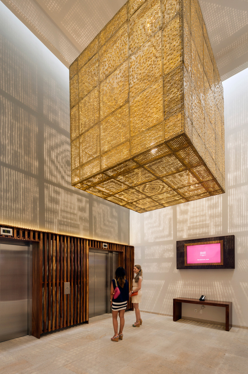 11 Photos Showing The Creativity In The Design Of The Grand Hyatt Hotel In Playa del Carmen