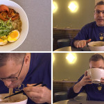 Watch this New York chef explain the correct way to eat ramen