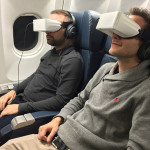 Will these headsets be the future of in-flight entertainment?