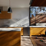 Design Detail – The Kitchen In This Home Flows From The Inside To The Outside