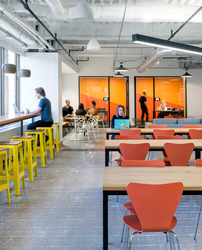 Instacart Office by Blitz