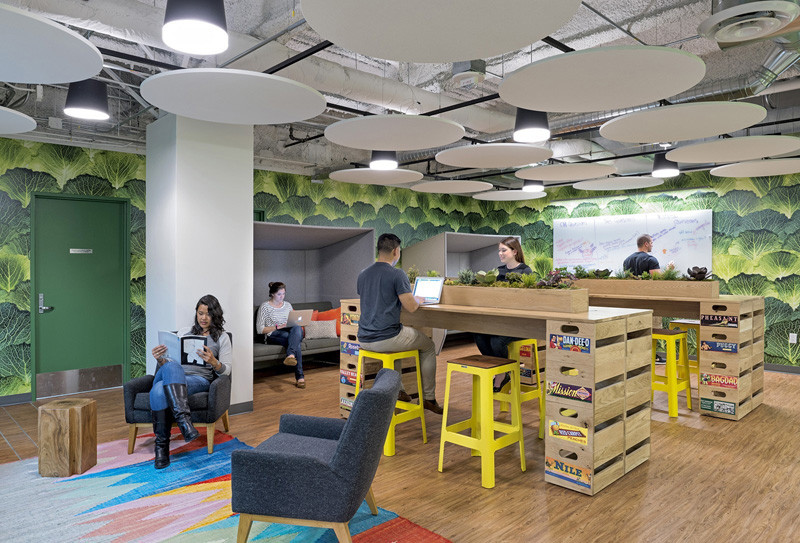 Instacart Office by Blitz
