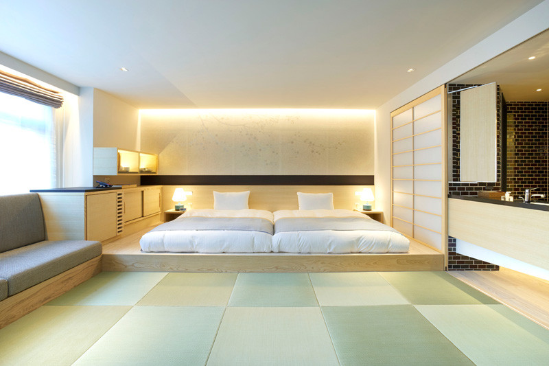 7 Ways This Hotel Room Exemplifies Japanese Culture