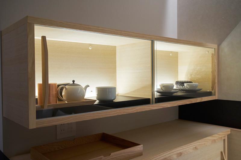 Tonerico Hotel Room at Ogawaya Ryokan, designed by Bazik
