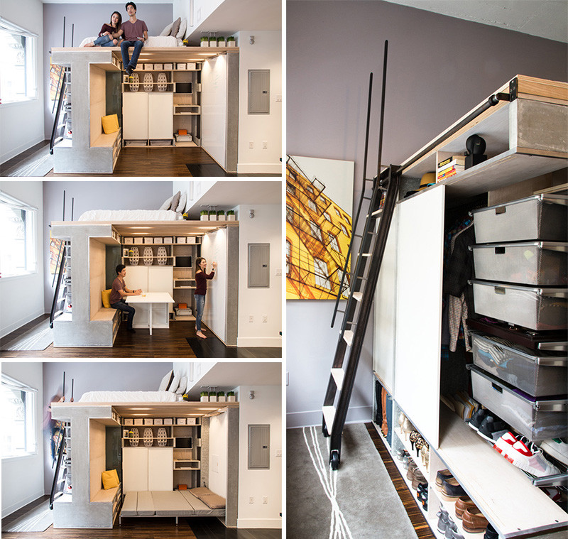 Craft Loft Spaces