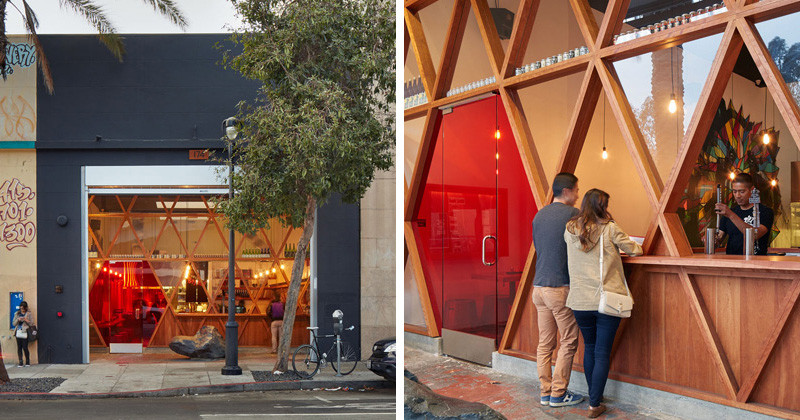 Orenchi Beyond Ramen Bar by Craig Steely Architecture