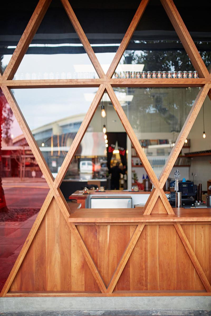 Orenchi Beyond Ramen Bar by Craig Steely Architecture