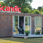 Scandic Hotels has a mobile hotel room that moves locations