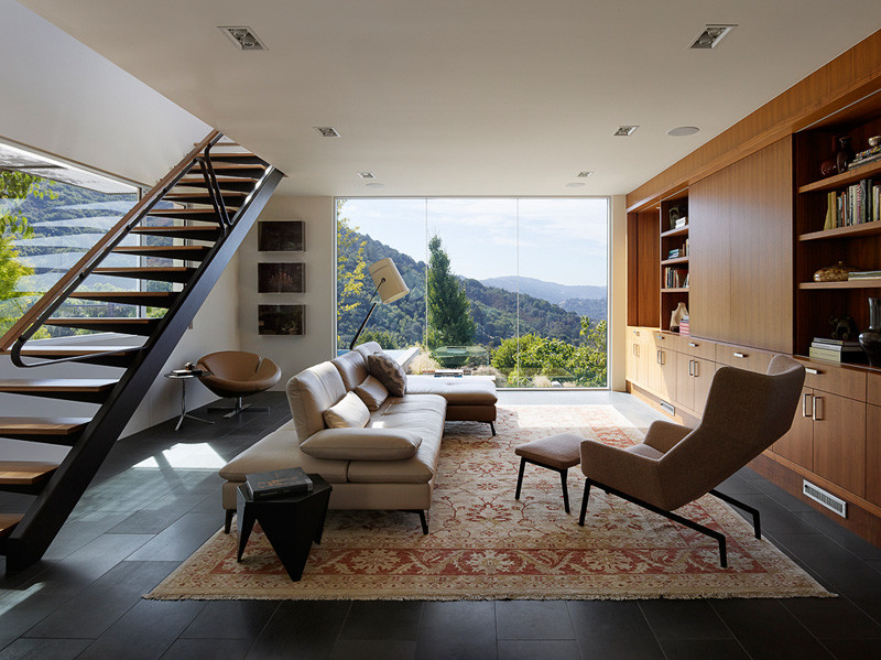 Shou Sugi Ban House by SaA (Schwartz and Architecture)