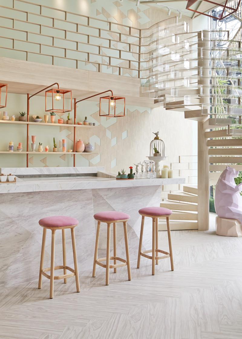 SHUGAA dessert bar by party/space/design