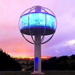 Watch this video to see what the inside of The Skysphere really looks like