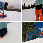 A group of friends have designed Sled Legs