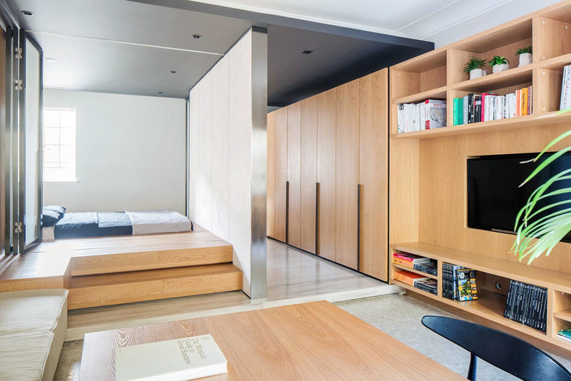 See How These Designers Made A Small Apartment Feel Bigger Than It Unique Apartment Designers