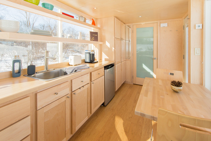 See Inside This Tiny Home That S Only 160 Square Feet