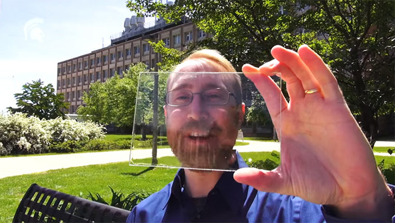 These Translucent Solar Cells Could Help Buildings Create Their Own Electricity