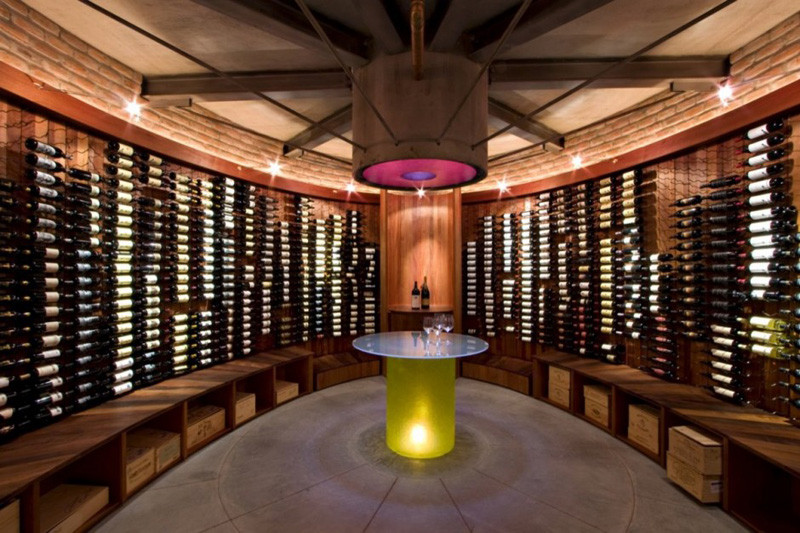 11 inspirational wine cellars for wine lovers - Home Wine Cellar Design Ideas