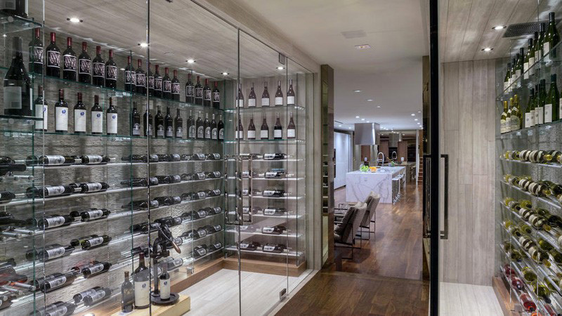 11 Inspirational Wine Cellars For Wine Lovers