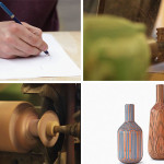 See How Pencils Were Turned Into Surprisingly Creative Vases