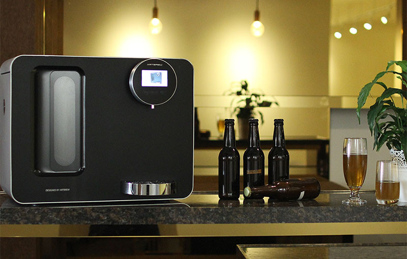 Artbrew Have Designed A New Automated Home Beer Brewing