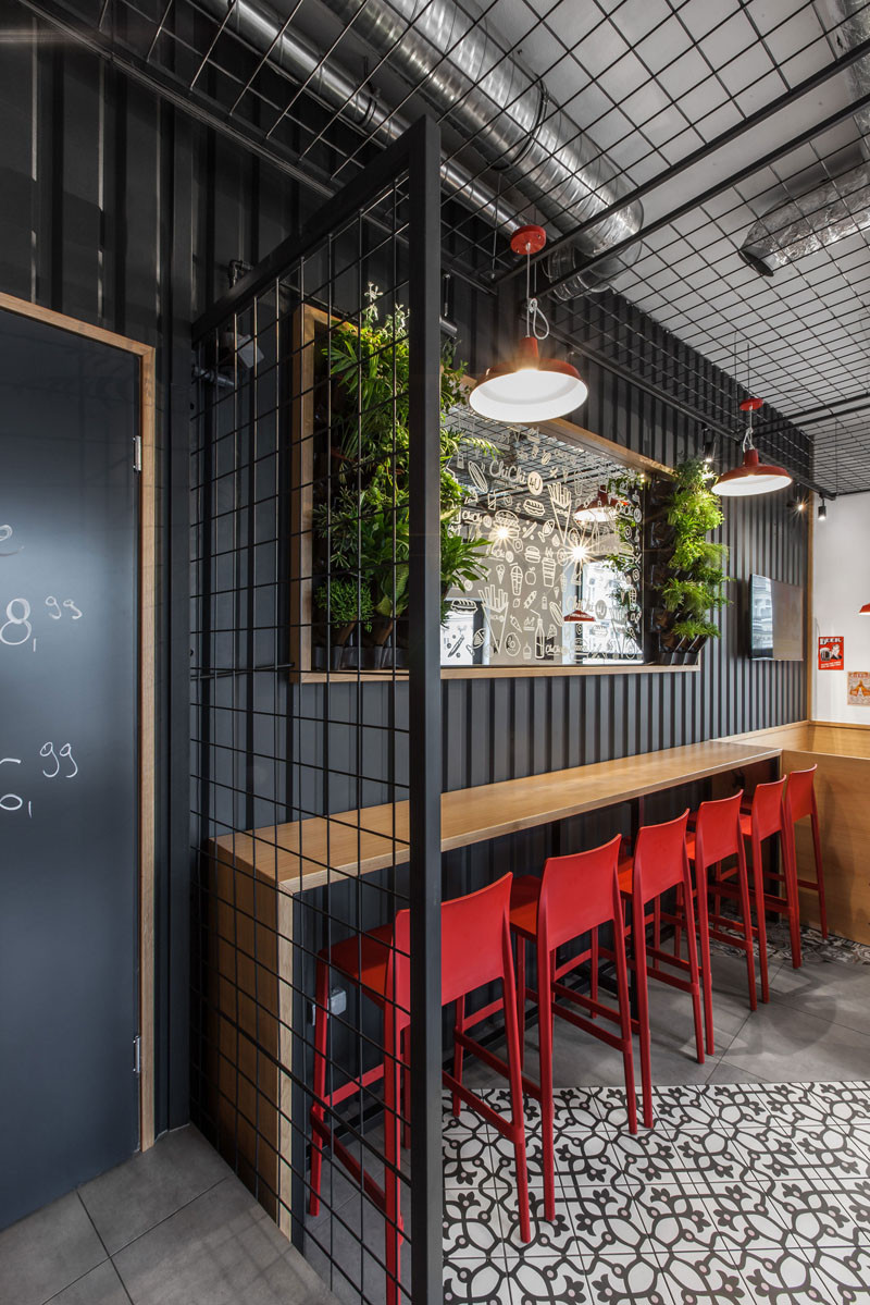Corrugated Metal Interior Design Get Some Design Inspiration From These Walls Covered In Black