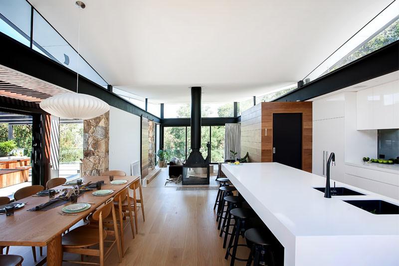 North Warrandyte Residence designed by Alexandra Buchanan Architecture