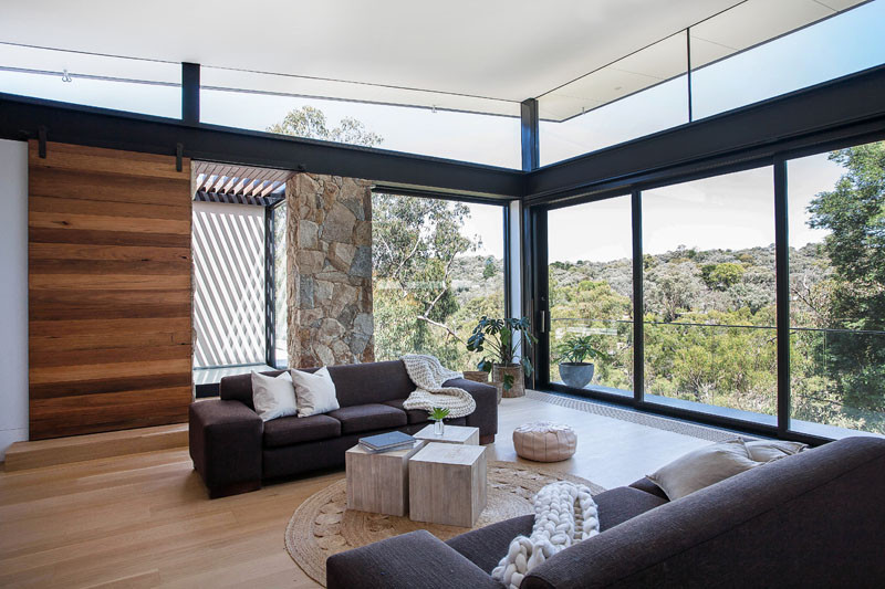 North Warrandyte Residence designed by Alexandra Buchanan Architecture