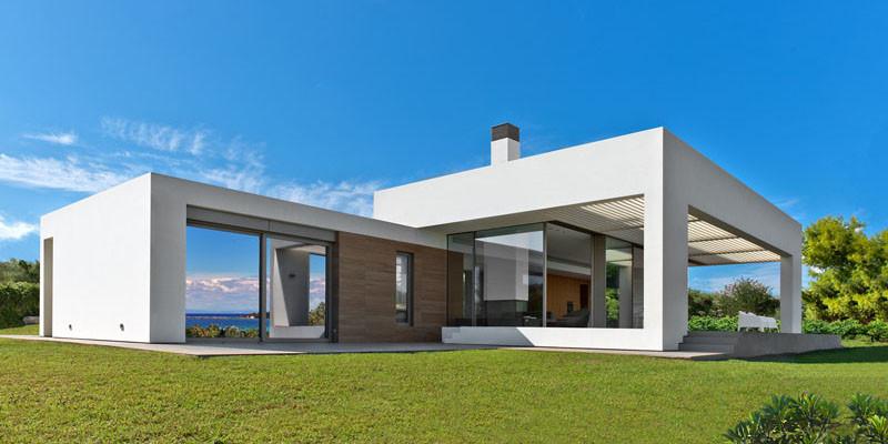 Ammoudi House in Zakynthos, Greece, designed by Katerina Valsamaki