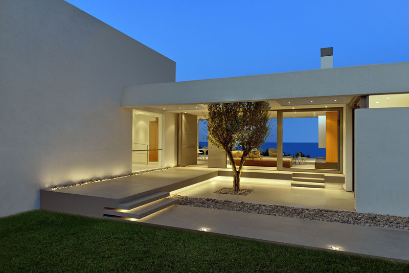 Ammoudi House in Zakynthos, Greece, designed by Katerina Valsamaki