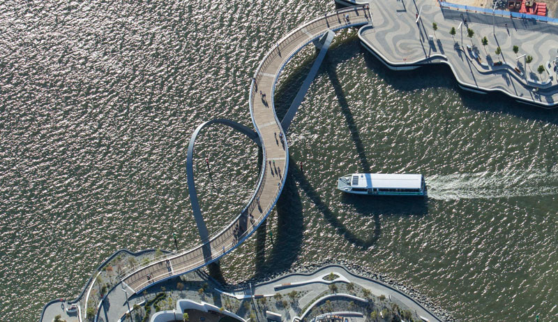 This New Bridge Is All About The Curves