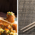 These new chopsticks are designed to raise the end off the table