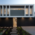 A new home designed for a young family in Melbourne