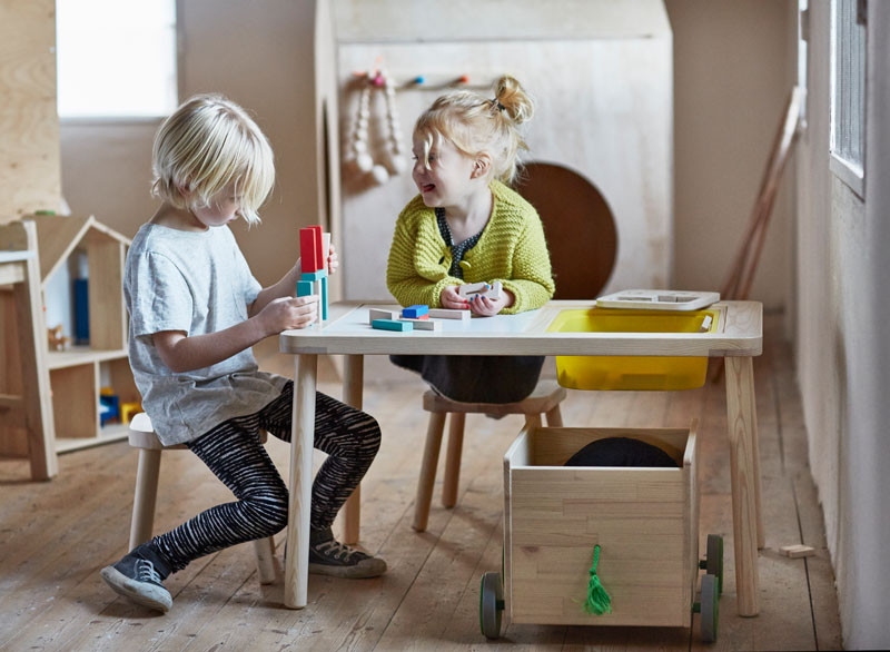 10 pictures that give you a sneak peek of IKEA's new children's furniture collection