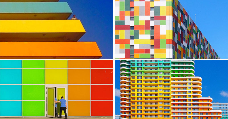 10 Pictures That Show Off Istanbul's Colourful Architecture