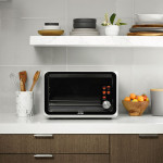 This new oven is designed to guess the type of food you put in it, and cook it for the correct amount of time and temperature