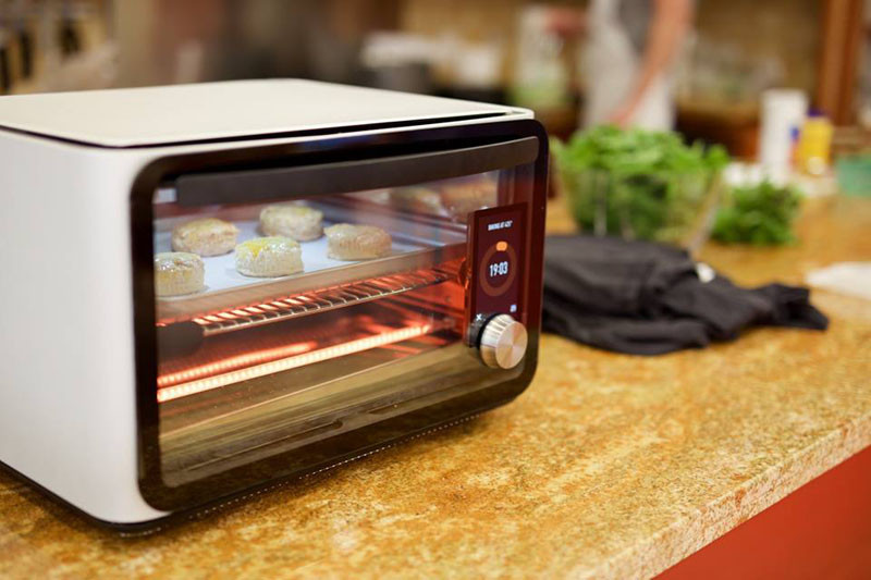 This oven takes the guess work out of cooking