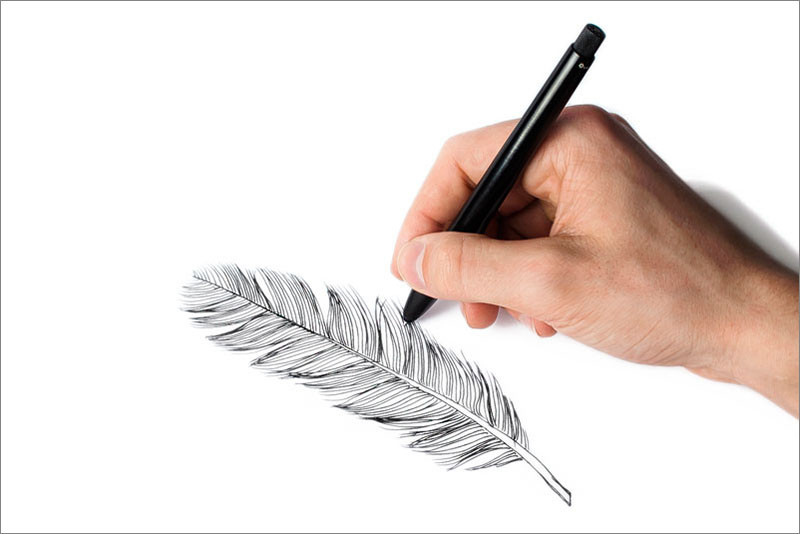 Sometimes all you want is a simple, minimalist pen...