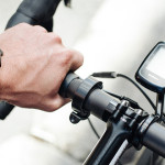 This new bike bell was intentionally designed to not look like a typical bike bell