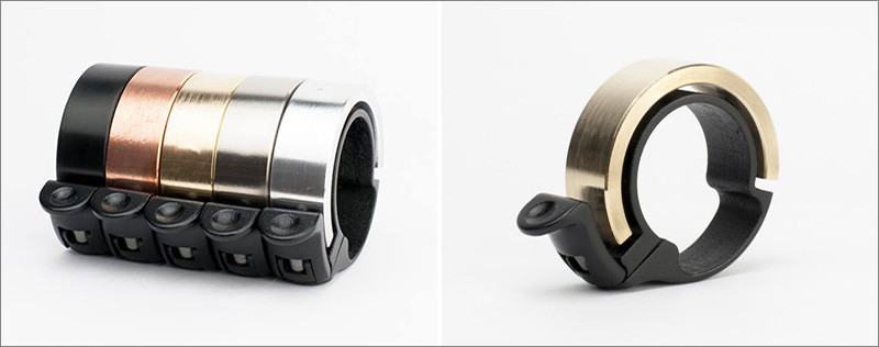 The Common Bike Bell Just Got A Design Upgrade