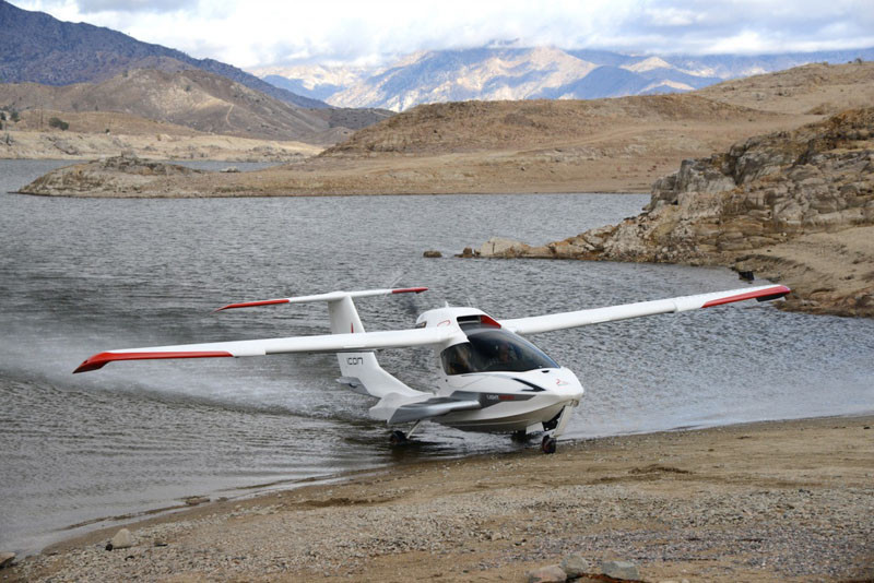 You can now own your own private seaplane
