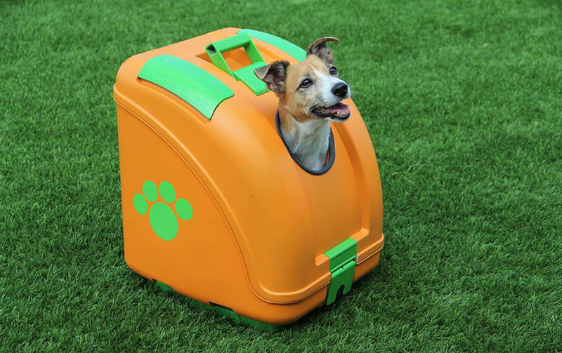 Pet Carrier by Pet On Wheels