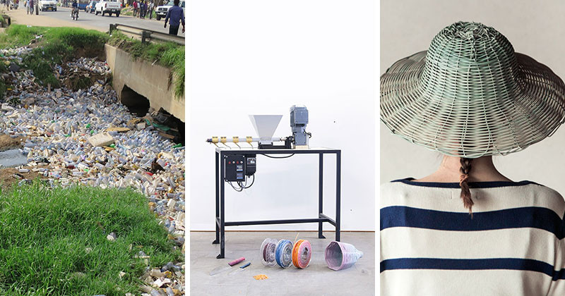 These DIY Machines That Enable Anyone To Turn Discarded Plastic Into Useful Things