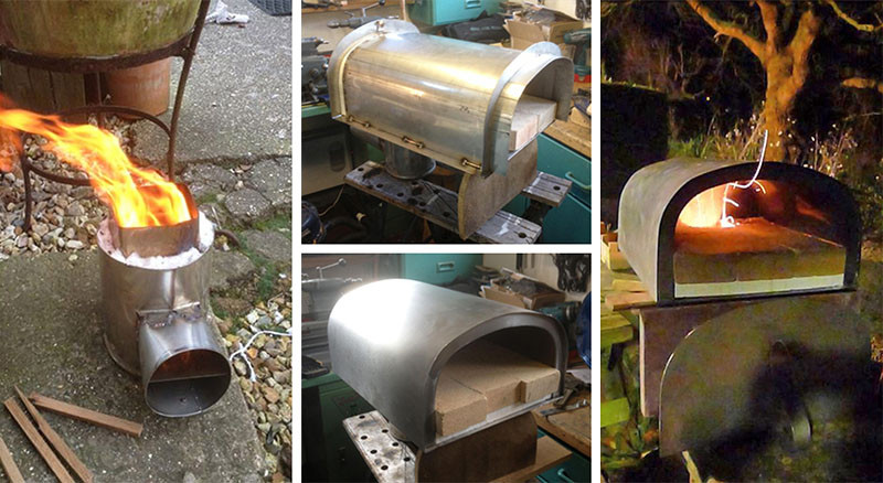 the roccbox a portable stone bake pizza oven