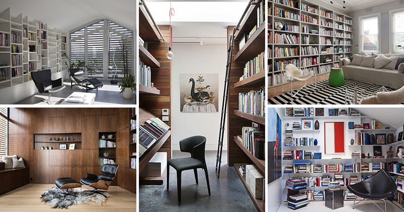 10 Reading Rooms That Are Perfect For Reading Your Favorite Book In