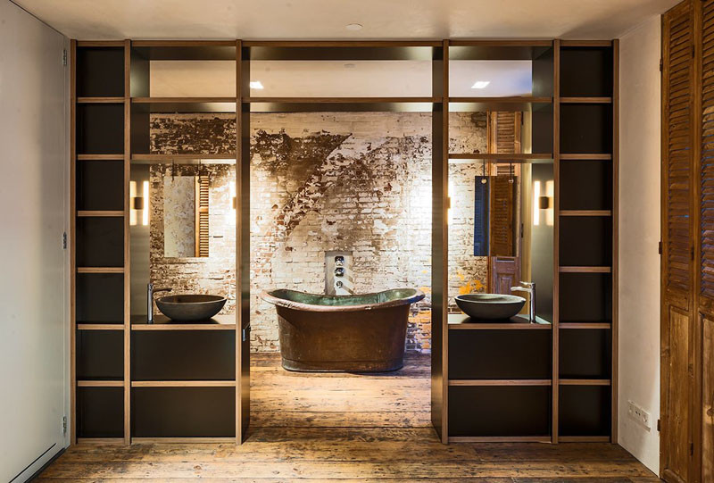 An Inspiring Renovation Of An Office & Gambling Joint Into A Contemporary Home In Amsterdam