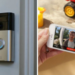 Now you can use your phone to see video and talk to people at your front door