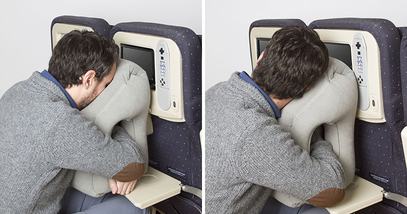 Woollip Travel Pillow