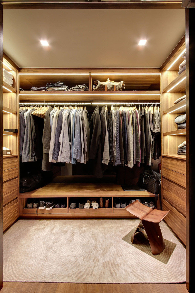 Walk In Closets Pictures 15 examples of walk-in closets to inspire your next room make-over
