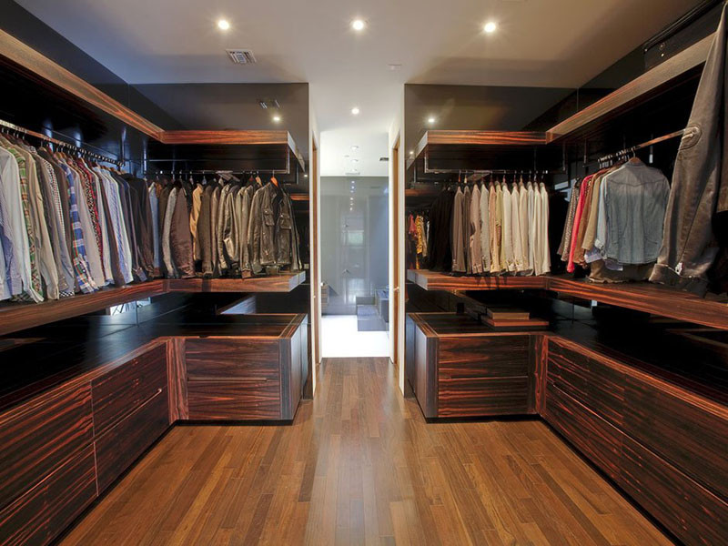 Attirant 15 Fab Walk In Closets To Inspire Your Next Closet Make Over