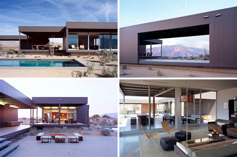 15 Amazing Houses That Make The Desert Their Home